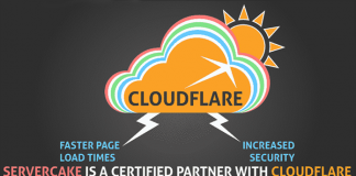Boost performance with CloudFlare