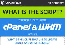 cPanel WHM Licenses