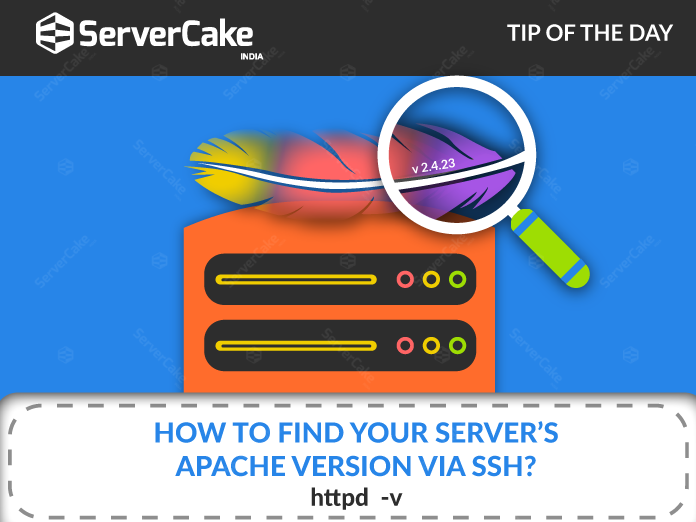 Apache-version