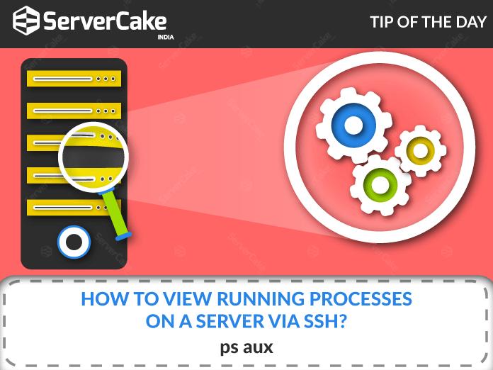 Processes-Server-via-SSH