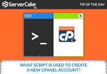 cPanel Account