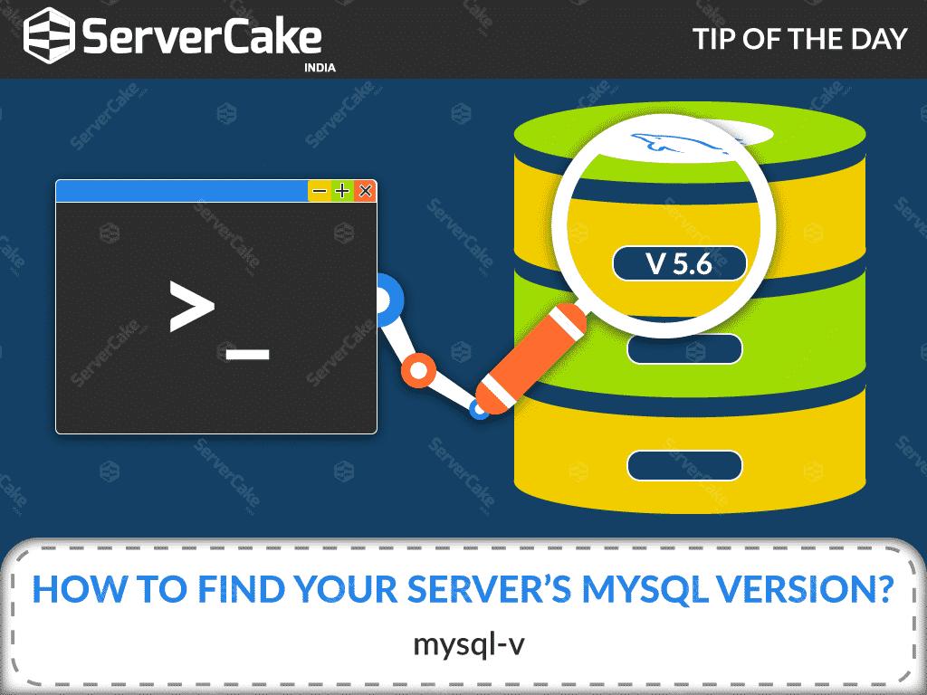 Check MySQL Version
