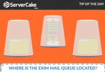 Exim Mail Queue