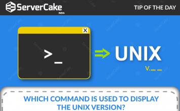 Unix Version