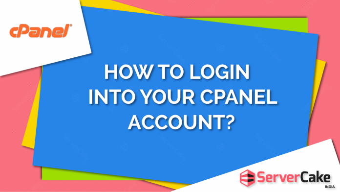 How to Login into your cPanel Account