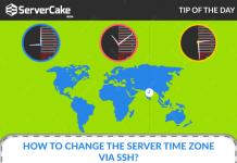 Server Time Zone
