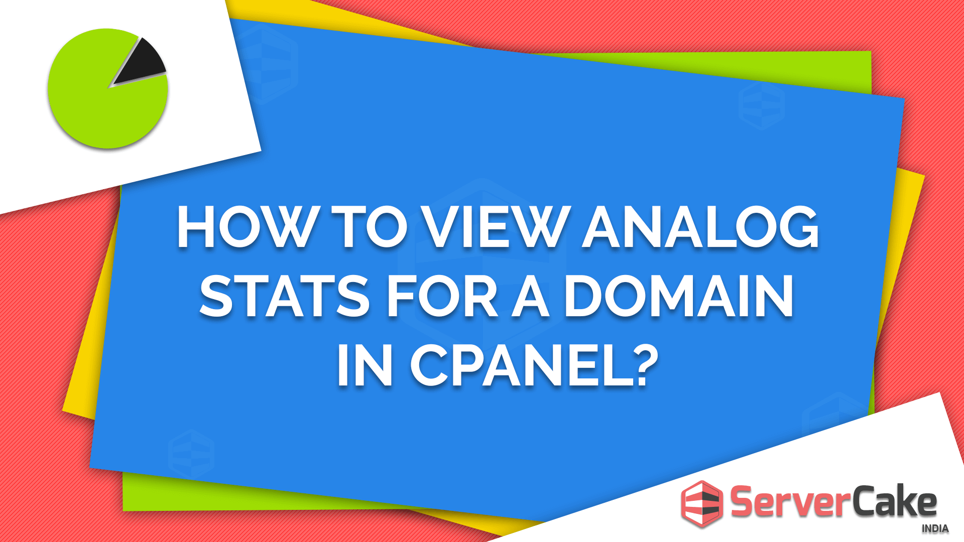View Analog Stats for a domain in cPanel