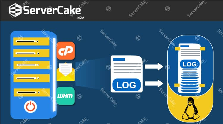 Cpanel logs for WHM,Webmail in linux server