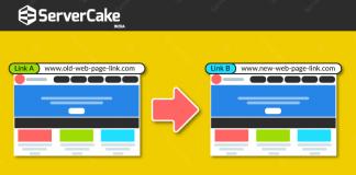 redirect website links