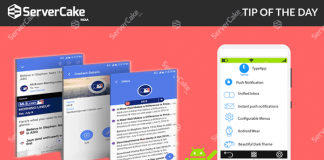 TypeApp Email Client Application