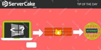Enable Firewall on Plesk