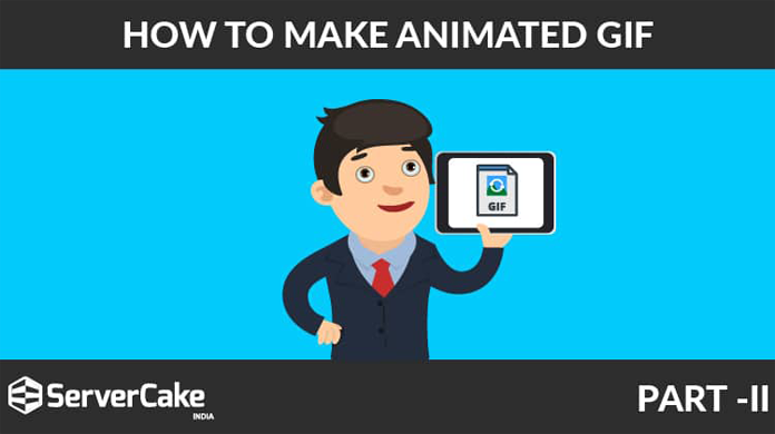 How to make Animated GIF -Part 2