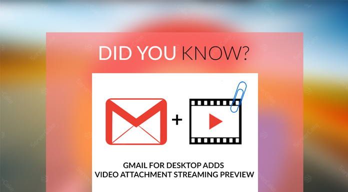 gmail video streaming