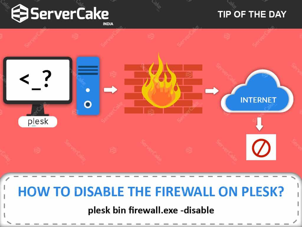 Disable Firewall