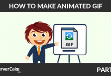 How to make Animated GIF-Part 3