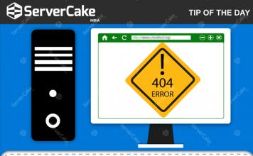 Soft Error 404