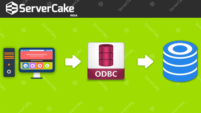 ODBC open database