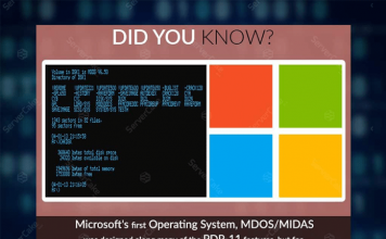 Microsofts-MDOS