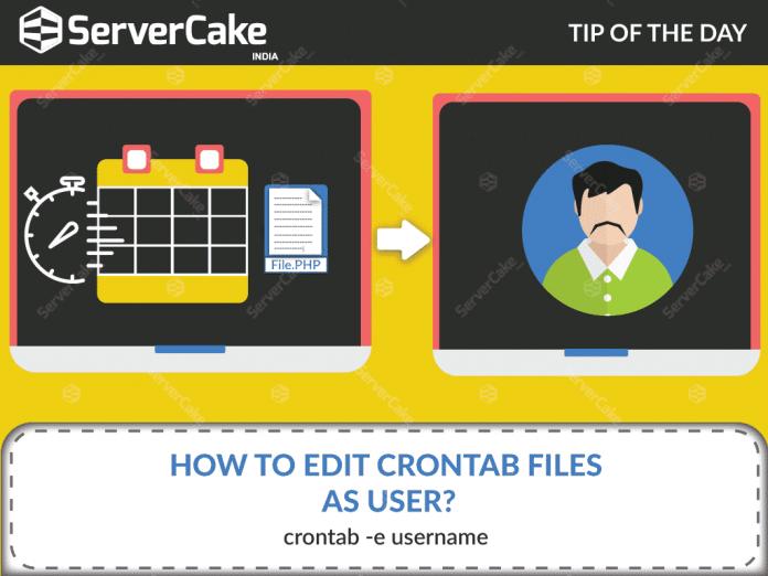 Crontab files