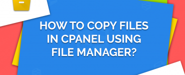 Copy Files in cPanel using File Manager