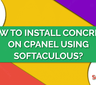 Install Concrete5 on cPanel