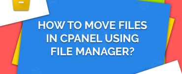 How to move file in cPanel using File Manager
