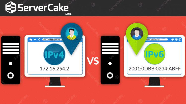 IPv4 IPv6