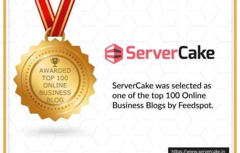 ServerCake Award