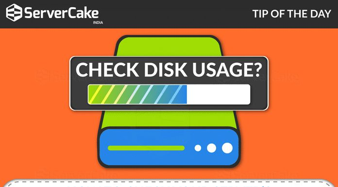 Servers Disk Usage