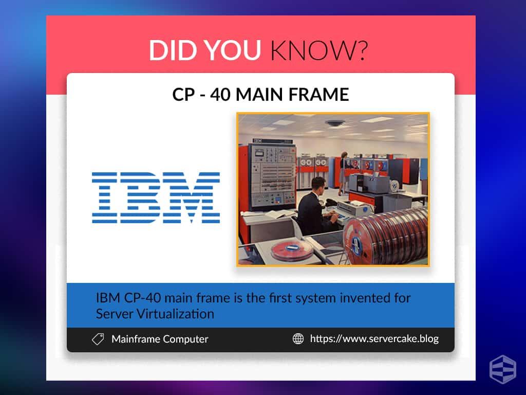 IBM CP