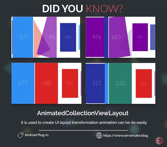 AnimatedCollectionLayoutView