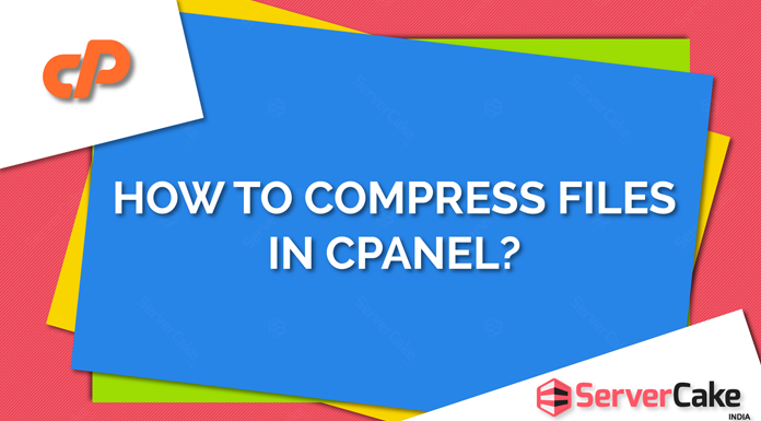 Compress files in cPanel