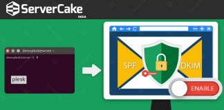 Enable SPF and DKIM in Plesk Panel