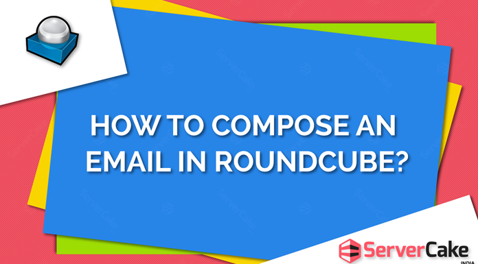 How to Compose an email in RoundCube