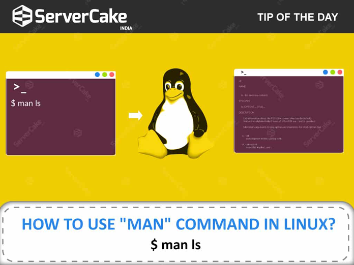 Man command in Linux
