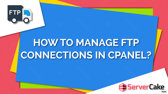 Manage FTP connections in cPanel