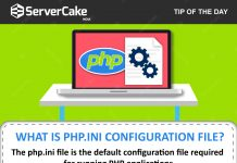 php.ini configuration file