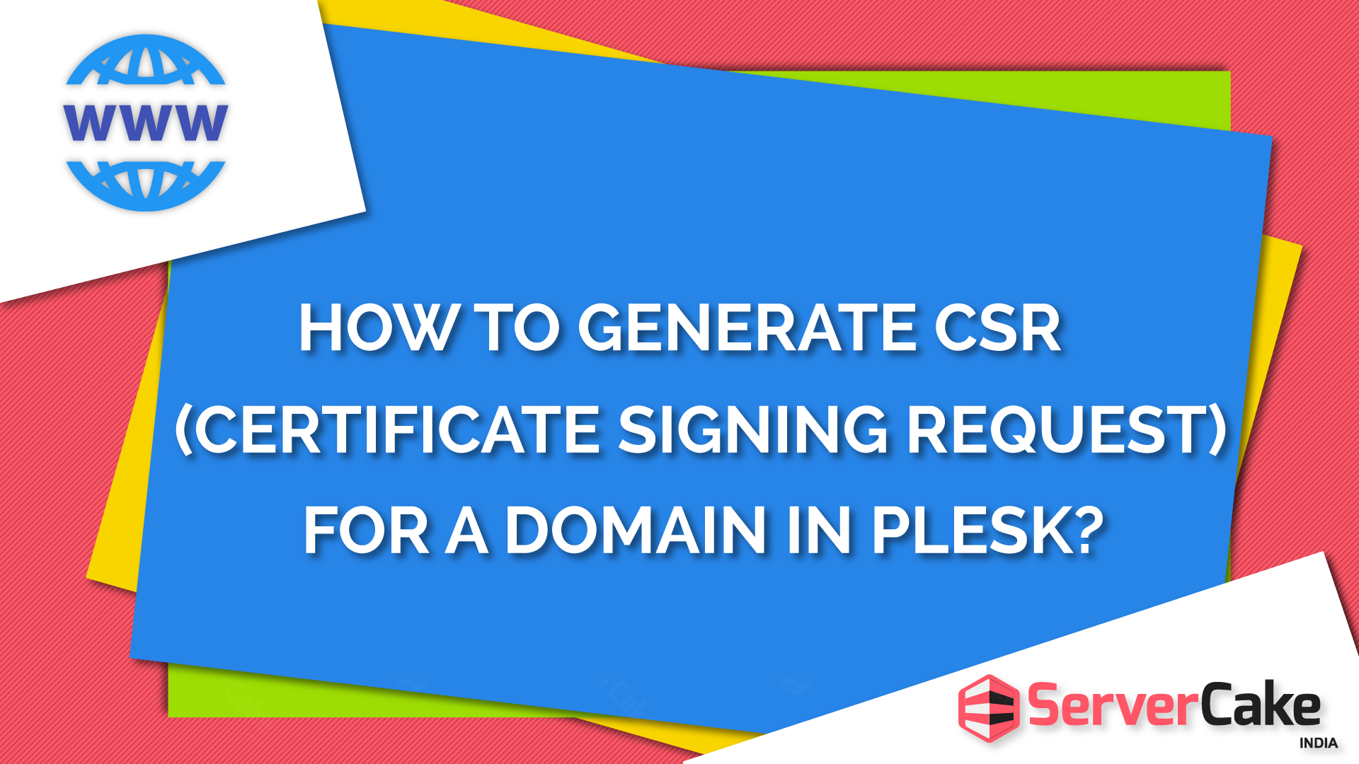 How to generate csrcertificate signing request for a domain in plesk generate csr for a domain in plesk version 12530 xflitez Image collections