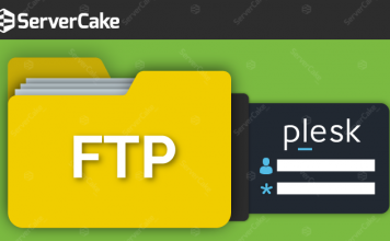 create FTP account in Plesk