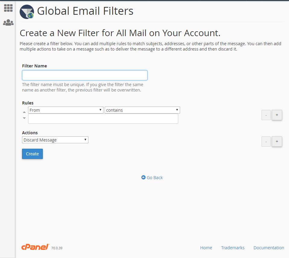 Deliver to Folder