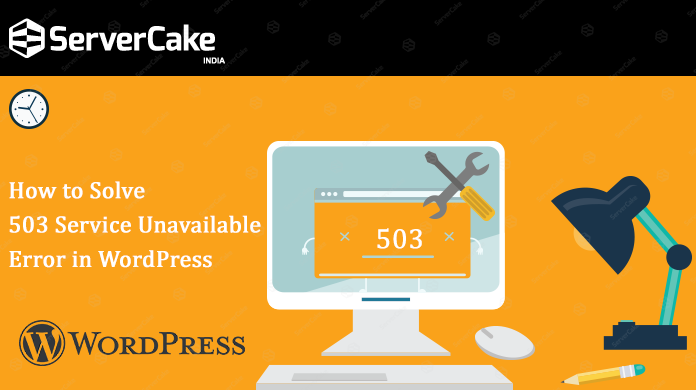 How to Solve 503 Service Unavailable Error in WordPress