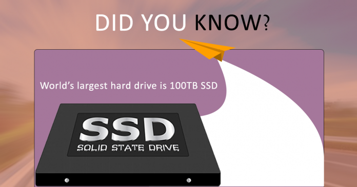 Largest Hard Drive
