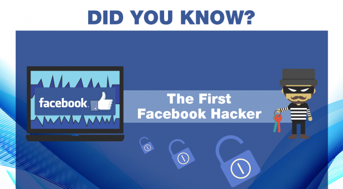 The first Facebook Hacker