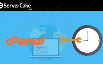 cPanel timezone