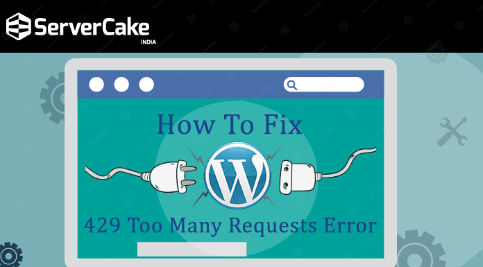 WordPress 429 request error
