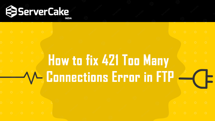 421 Connections Error in FTP