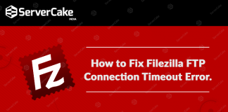 FileZilla web hosting