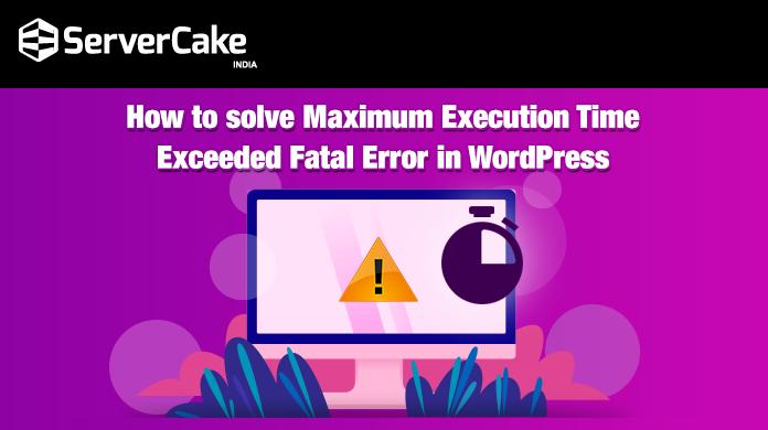 Maximum Execution Time
