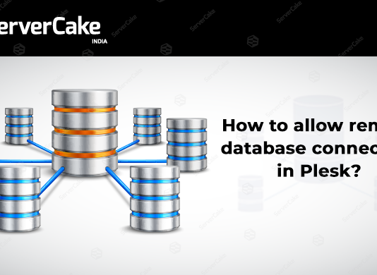 Remote Desktop connection in Plesk