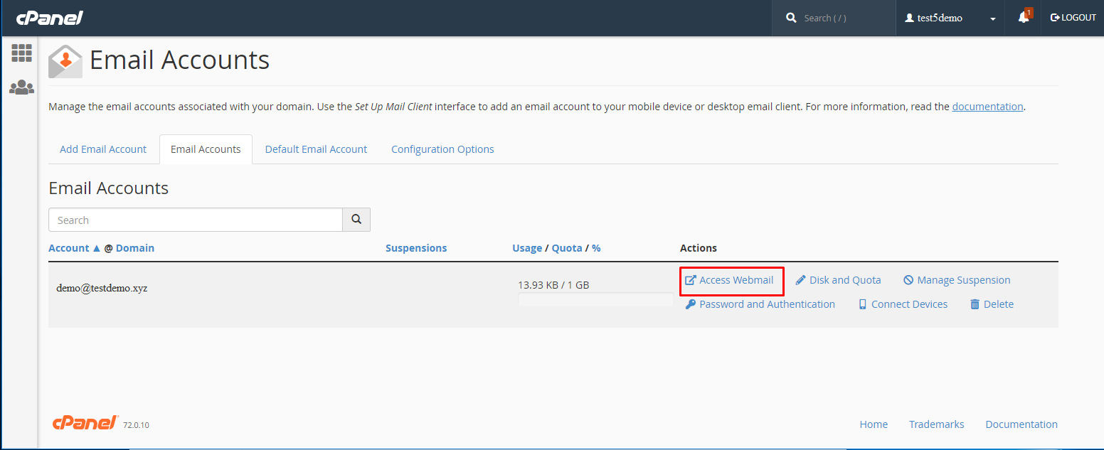 How to Backup and Restore Emails in Roundcube? - ServerCake